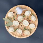 Пельмени домашние из оленины (0,450 и 0,900 гр)